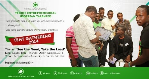 Nigeria TENT gatthering 2014