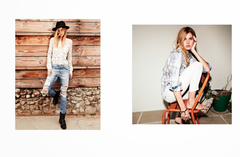 Joe's jeans spring 2014 Lookbook