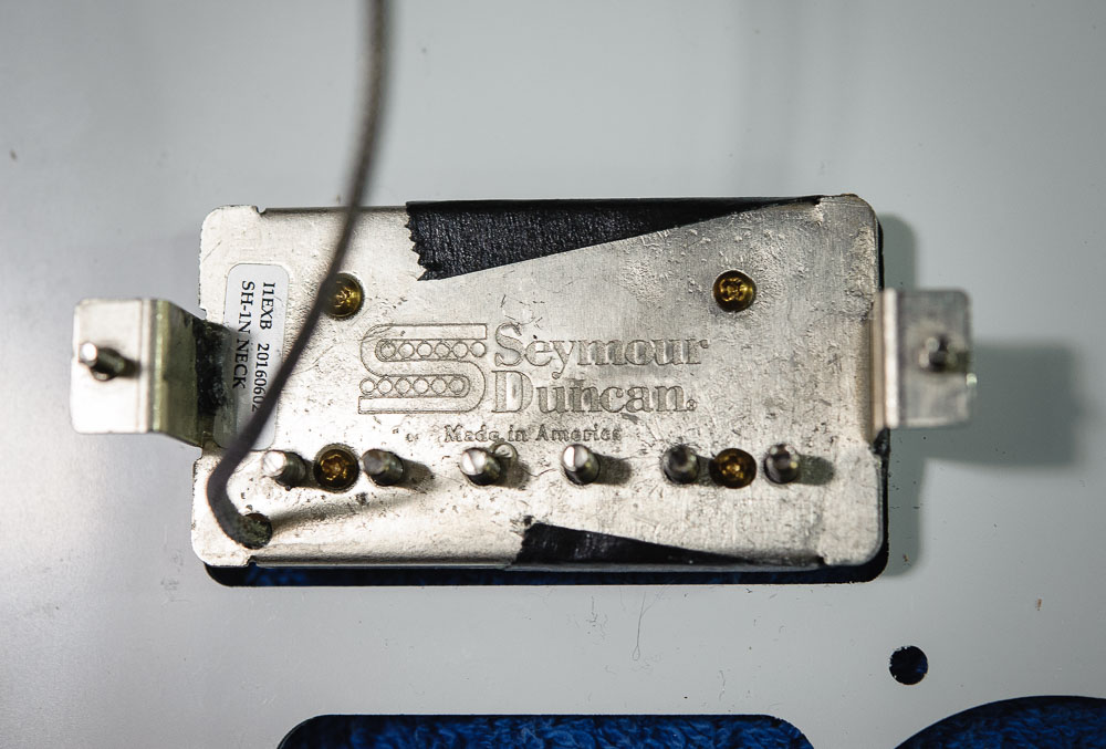 QRP HomeBuilder - QRPHB -: Fender Telecaster Jazz Box