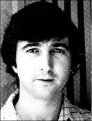 Carlos Giménez, años 70. Fotografía de Miguel Gracia