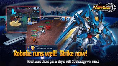 Pocket Robot Wars v1.2.1 Mod Apk (Mega Mod) 1