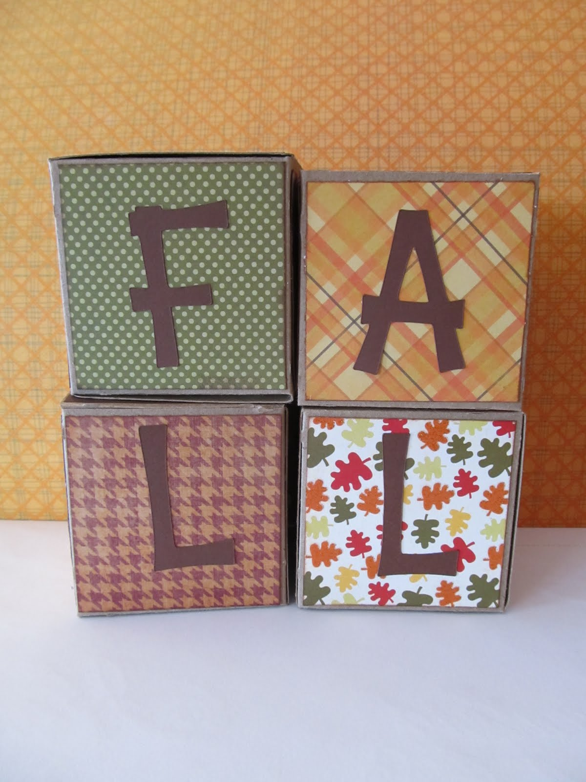 Creative Cricut Designs More Fall Home Decor Project