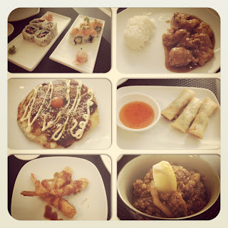 menú midori japonès barcelona