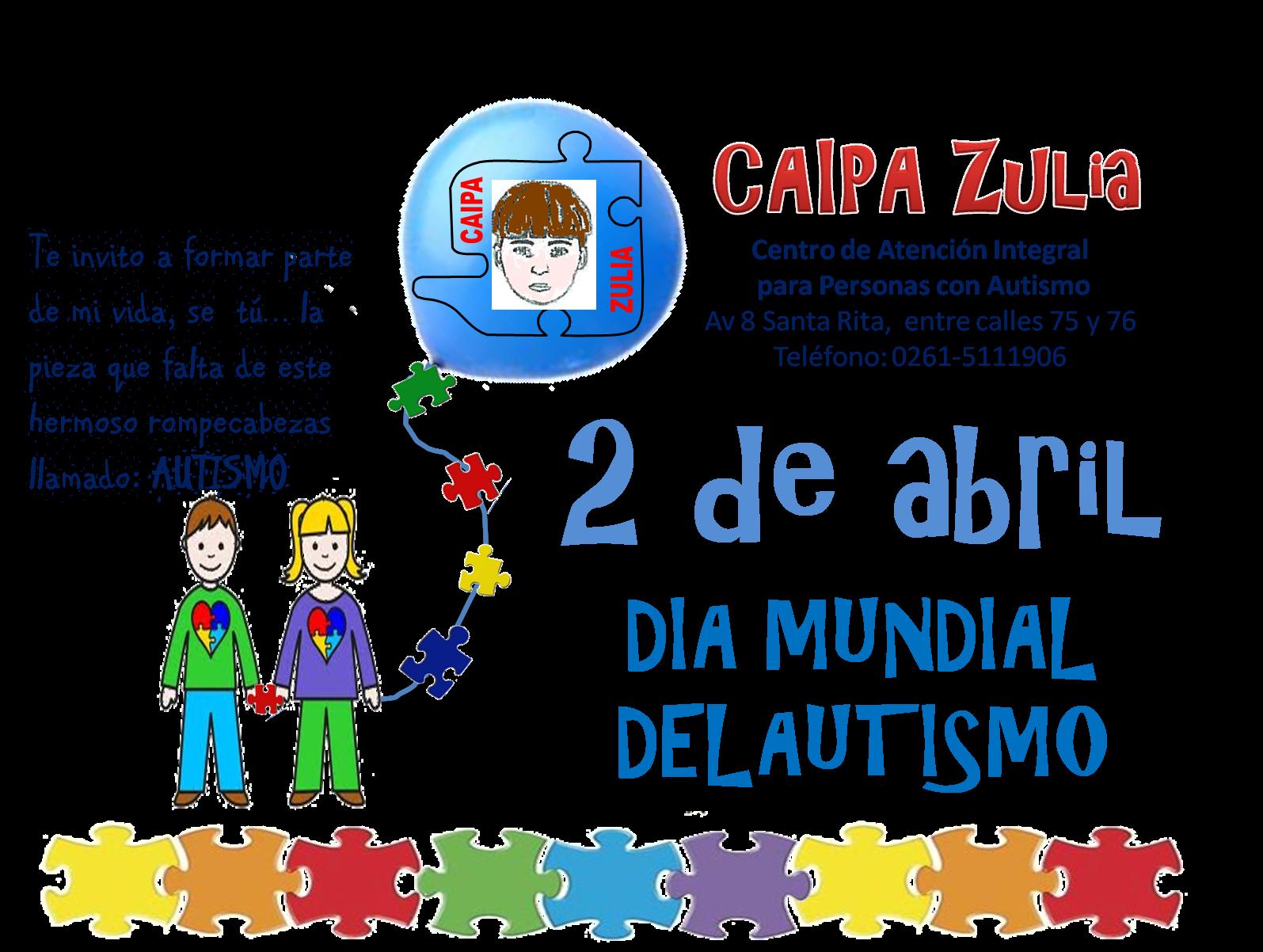 Imagenes Del Autismo Día Mundial Del Autismo
