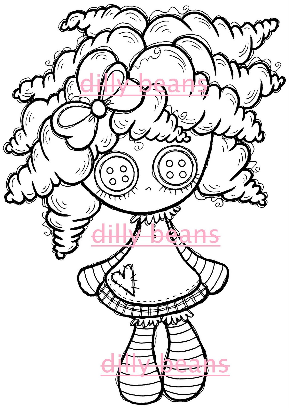 coloring pages stardoll alltoys for