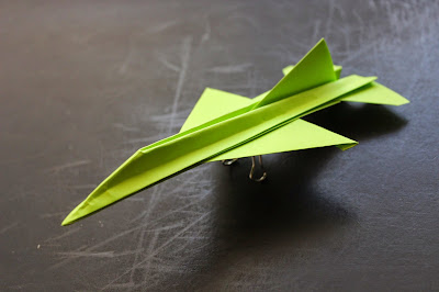 paper origami airplanes