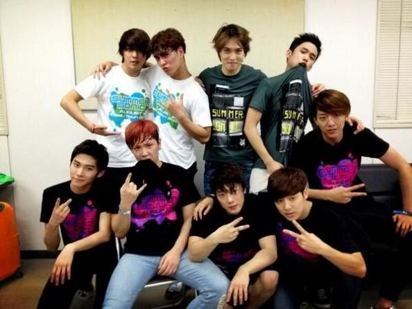 CNBlue , fnc entertainment , FT ISLAND