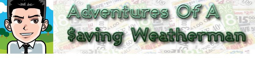 A Weatherman's Adventure to $ave!