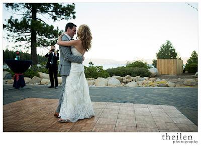 Wedding reception dancing at Kehlet Mansion l Meeks Bay Resort Wedding l Theilen Photography l Take the Cake Event Planning