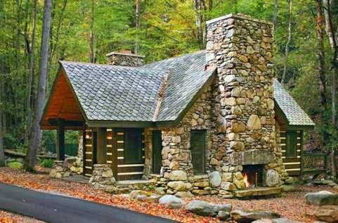 Fachadas de piedra fachadas de casas de piedra cantera - Fotos de casas de madera y piedra ...