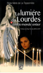 La lumière de Lourdes dans le monde entier