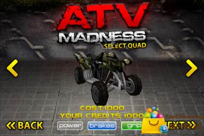 Atv Madness Hvga (480x320) Apk + Sd files Data Download Full [Reupado]