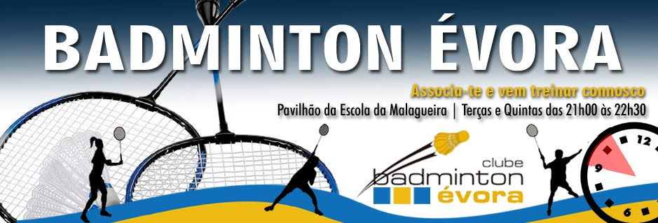 CLUBE DE BADMINTON DE ÉVORA
