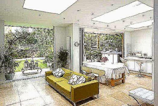 10 Gambar Desain Interior Rumah Minimalis Modern  Rumah Modern