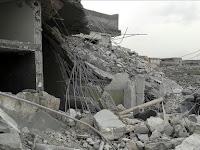 Serangan Udara Rusia Menewaskan 18 Warga Sipil Suriah