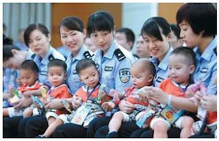 cơ quan Trung Quốc giao trẻ em bắt cốc cho Việt Nam