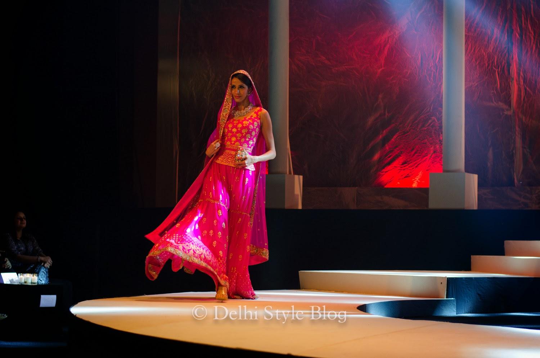Suneet Varma Couture Show 2013