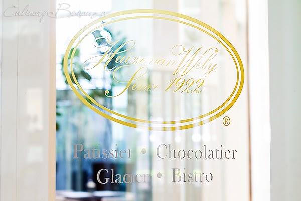 Huize Van Wely Patissier Chocolatier Galcier Bistro