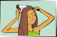 hot castor oil treatment for hair