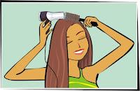 hot castor oil treatment for hair