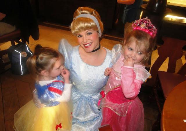 Refeição Princesas Disney