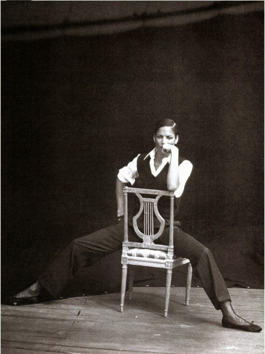 Veronica Webb by Peter Lindbergh for Vogue Italia (November 2000)   Ses Rêveries