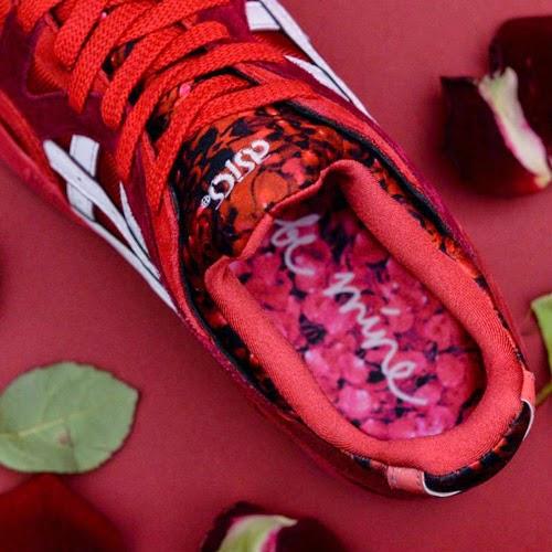 Asics Tiger Valentine Pack zapatillas rosas