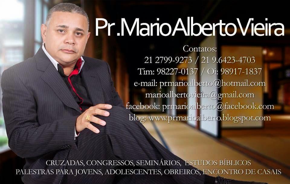 PR. MÁRIO ALBERTO VIEIRA
