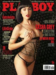 Revista Playboy Argentina-Octubre 2013 PDF Digital