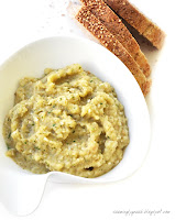 eggplant dip bread My Recipes