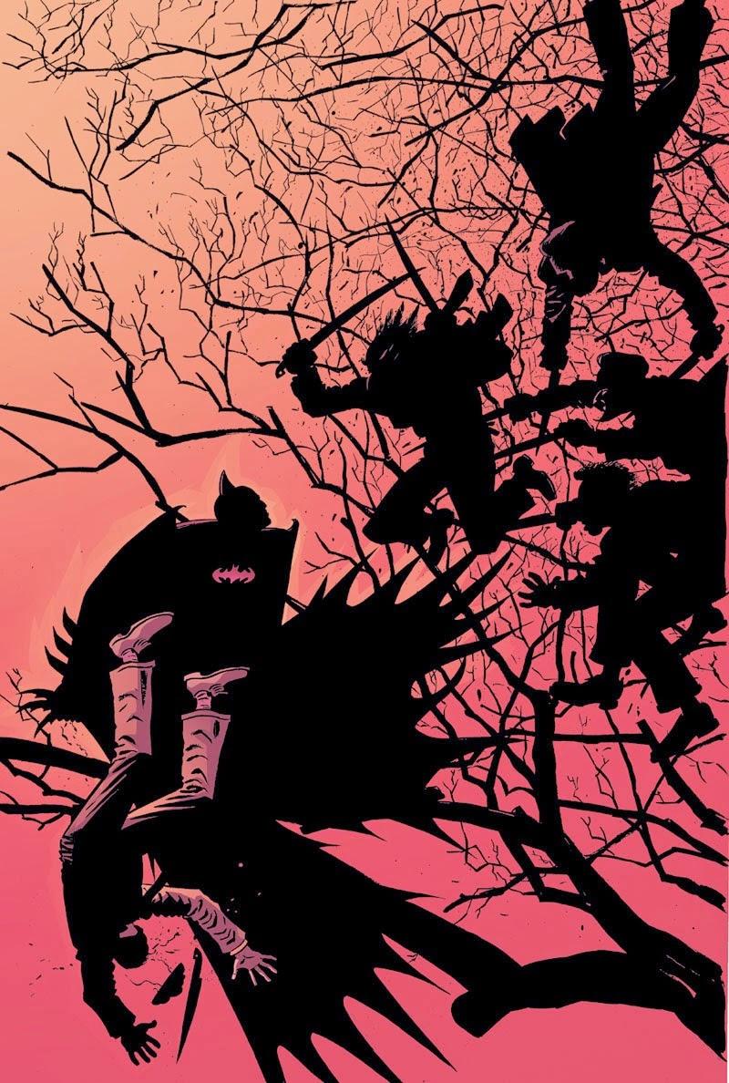 Batman; Ciudad del Crimen