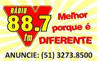 Rádio 88,7 FM de Novo Hamburgo ao vivo