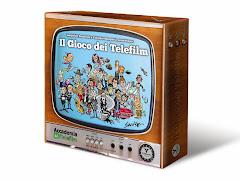 Nel 2015 regala(ti) IL GIOCO DEI TELEFILM, il 1° gioco in scatola sulle serie tv!