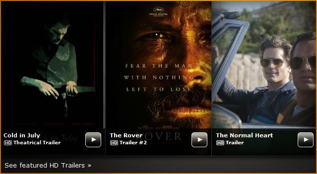 19 Abril - The Rover en la Página Principal de IMDb!!! PORTADA+IMDB