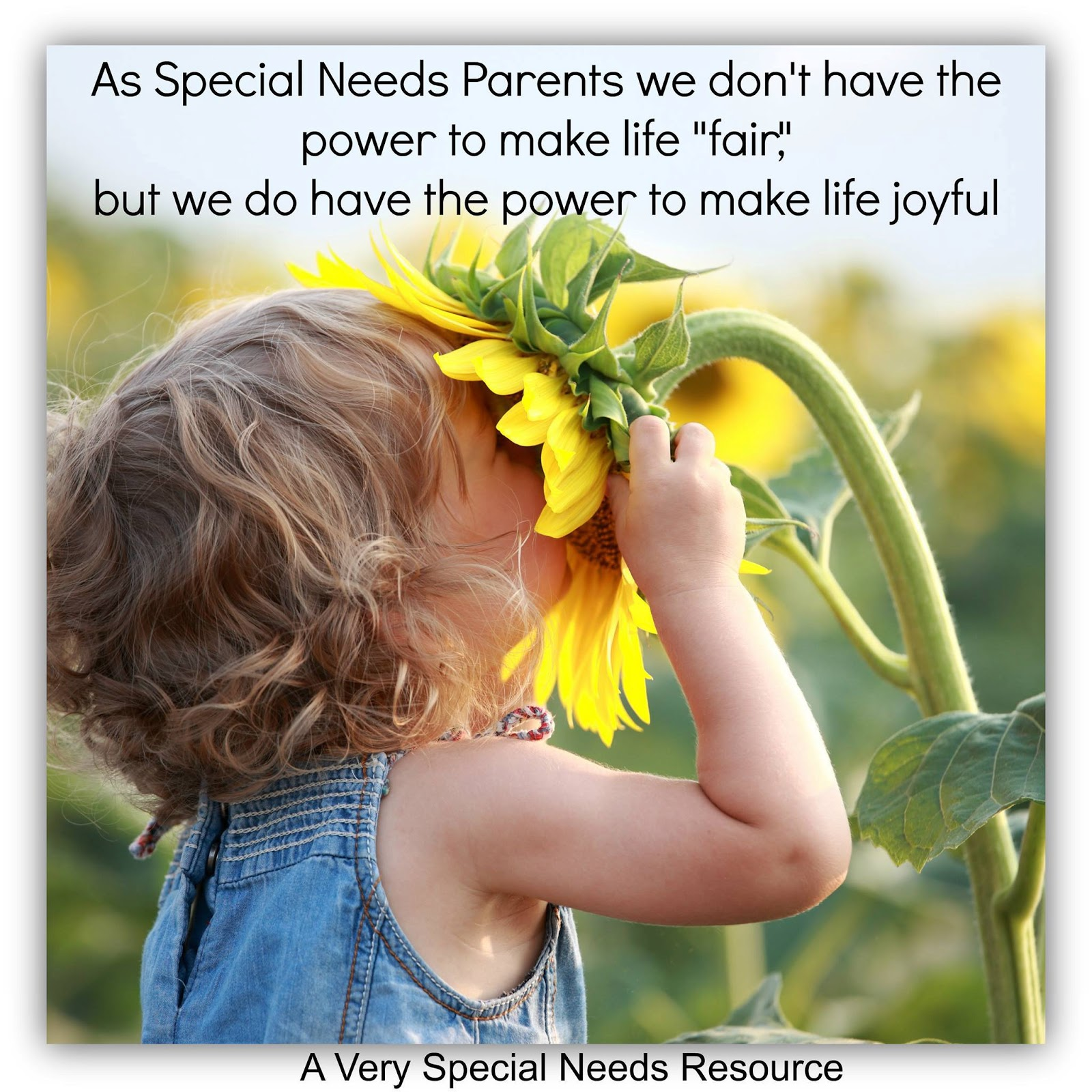 From Parents Have Power To Make Special >> As Special Needs Parents We Don T Have The Power To Make Life Fair