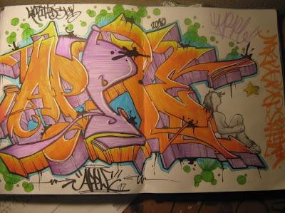 Freehand Graffiti