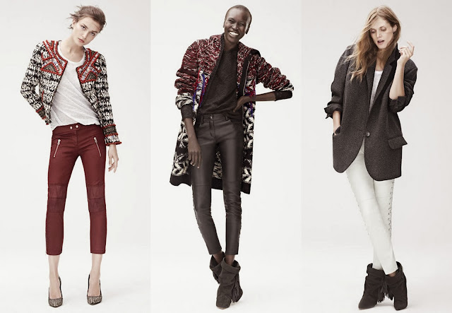 FASHION : ISABEL MARANT FOR H&M