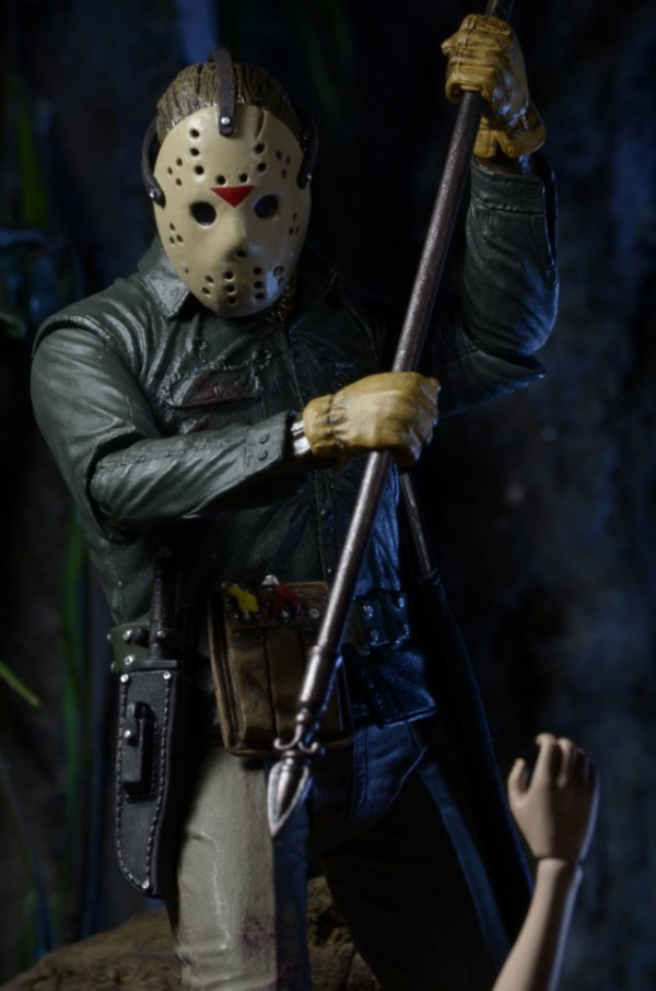 Jason Toys For Boys : Grimm reviewz horror toy tuesday friday the th part vi