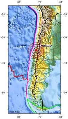 maule, chile earthquake 2012 march 25