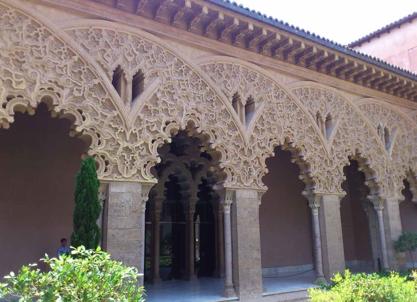 Edbhinteriordesign arquitectura isl mica en espa a for Arquitectura islamica