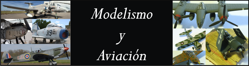 Modelismo y Aviación