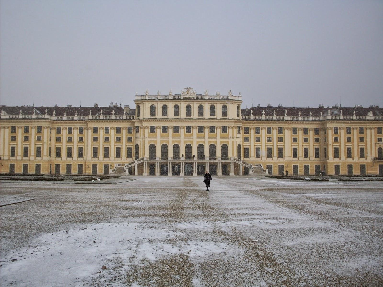 Wien Vienna Schönbrunn