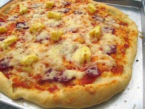 Resep Cara Membuat Pizza Keju Rumahan Sederhana