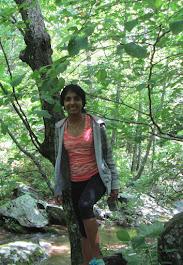 Mitra Menon (ILS Ph.D. student)
