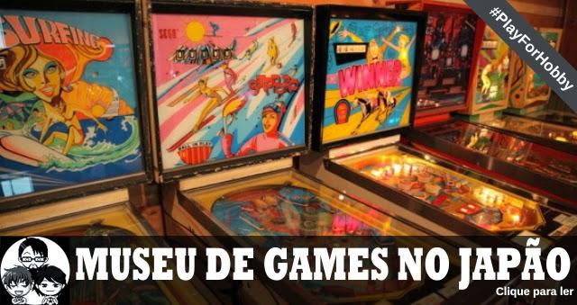 Pocket Hobby - www.pockethobby.com - #PlayforHobby - Museu de Games no Japão 0