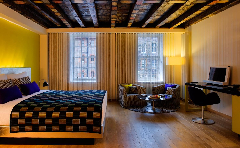 edimburgo hotel: