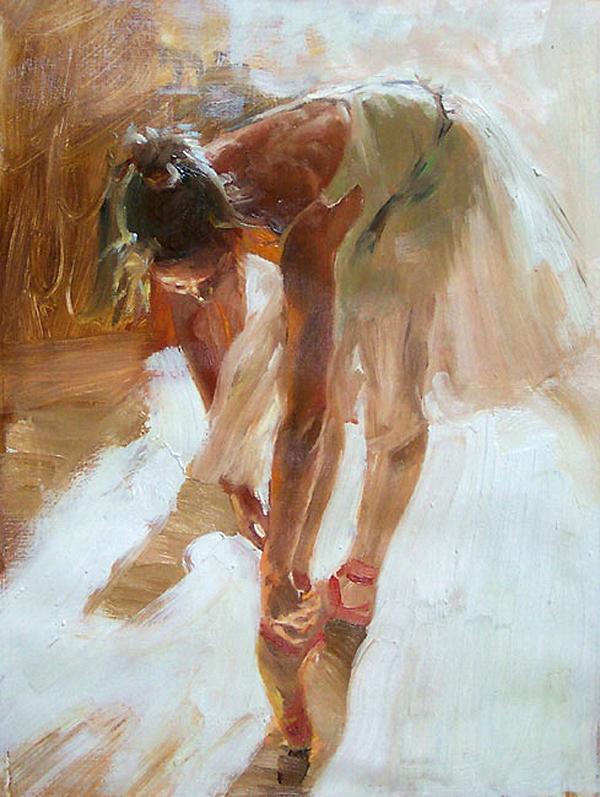 Балет в живописи