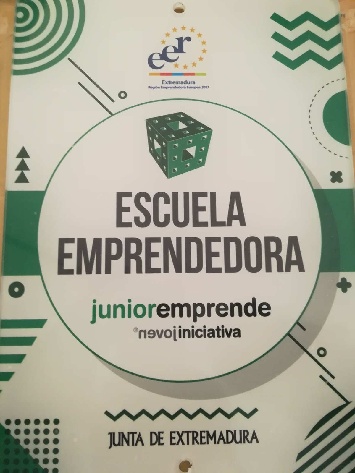 El CRA Gloria Fuertes es una...
