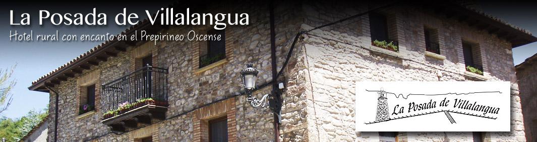 La Posada de Villalangua (Hotel en Huesca - Prepirineo Aragonés)