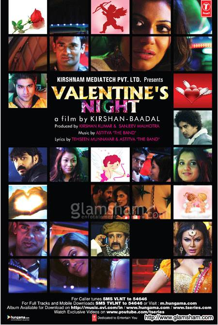 Valentine's Night (2012) Movie MP3 Songs Download
